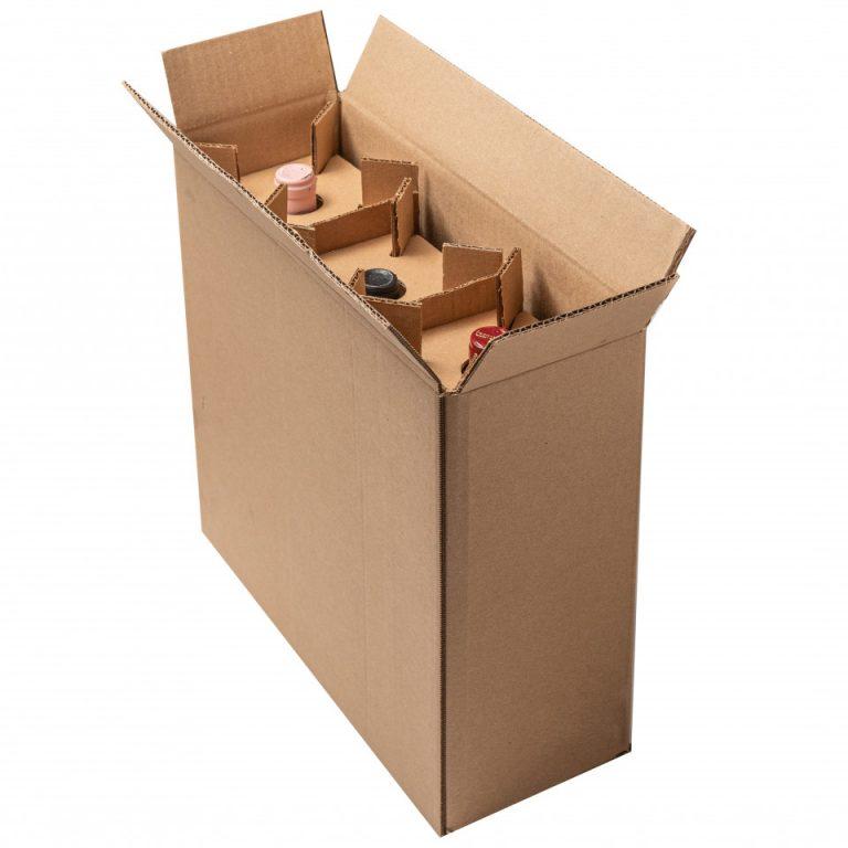 Cutiile pentru transport vin de care am nevoie